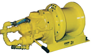 "UTILITY WINCHES ""PROLIFT"""