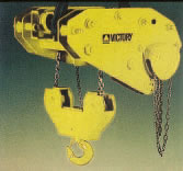 "ULTRA LOW HOISTS ""HPR"""
